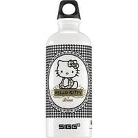 Sigg Water Bottle - Hello Kitty Pepita - .6 Liters Water Bottles