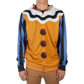 BioWorld Scary Clown Men's Halloween Costume Hoodie