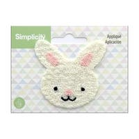 Simplicity Applique Sew On Rabbit
