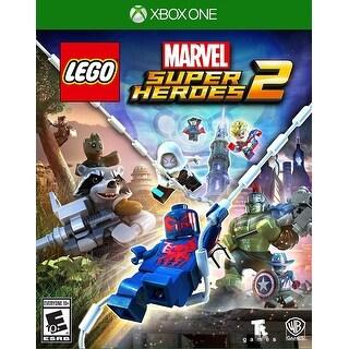 Warner Brothers 1000648795 Lego Marvel Super Heroes 2 - Playstation 4