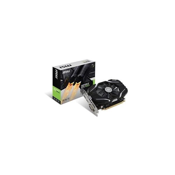 MSI USA GeForce GTX 1050 Ti Graphic Card GeForce GTX 1050 Ti Graphic Card