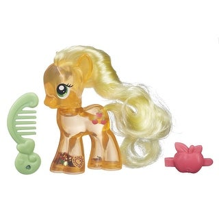 My Little Pony Explore Equestria Water Cuties Applejack Figure