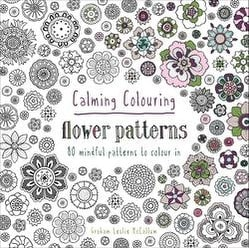 Calming Coloring Flower Patterns - Pavilion Books