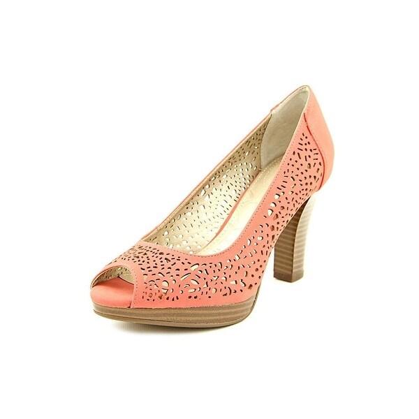 Giani Bernini Harpur Open Toe Synthetic Heels