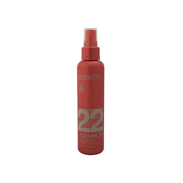 Redkin Hot Sets 22 Thermal Setting Mist Unisex Mist 5 Oz