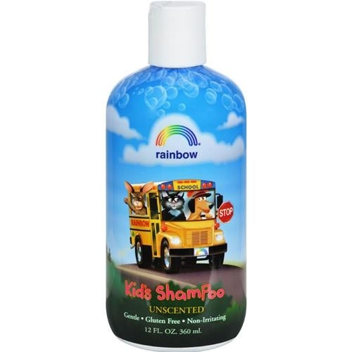 Rainbow Research - Shampoo For Kids Unscented ( 2 - 12 FZ)