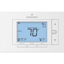 White-Rodgers UNP310 Non-Programmable Universal Thermostat, White