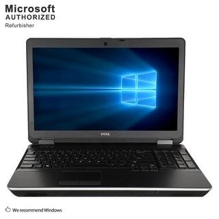 "Dell Latitude E6440 14.0"" Laptop Intel Core i5 4310M 8G RAM 500G DVD-RW Windows 10 Home(Multi-language) Refurbished"