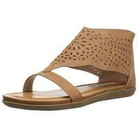 2 Lips Too Womens too crissy Open Toe Casual Slide Sandals