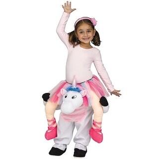 Carry Me Unicorn Toddler Costume