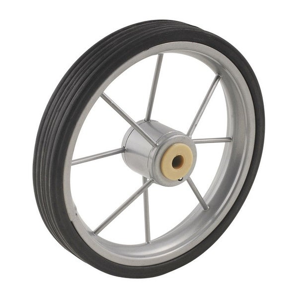 """Apex SC9013-P02 Shopping Cart Replacement Front Wheel, 5.5"""". Opens flyout."""
