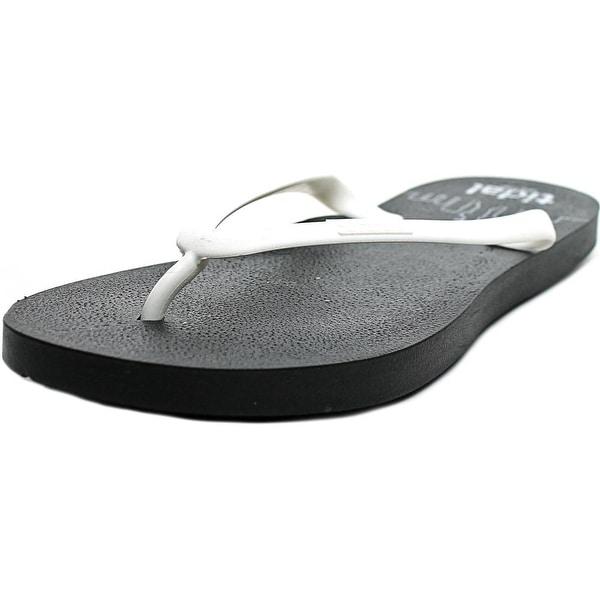 Tidal Wavescape Open Toe Synthetic Flip Flop Sandal