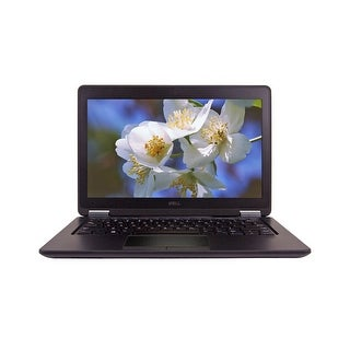 """Dell Latitude E7250 Core i7 2.6GHz 16GB RAM 512GB SSD Win 10 Pro 12.5"""" Laptop (Refurbished)"""