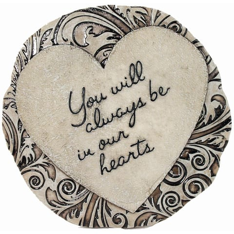 Spoontiques 13339 you will always stepping stone