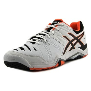 Asics Gel-Challenger 10 Men  Round Toe Synthetic White Sneakers