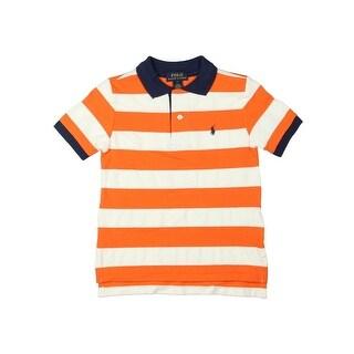 Polo Ralph Lauren Boys Polo Shirt Striped