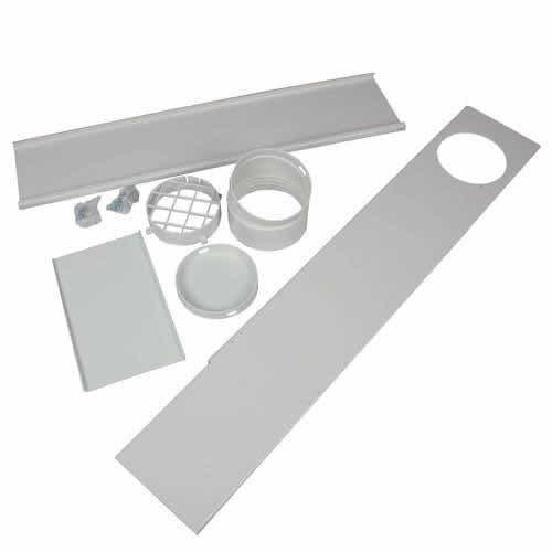 Edgestar APPK2010 Portable Air Conditioner Venting Kit for Sliding Glass Doors and Large Windows
