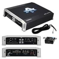 AutoTek 2050.1D Ta Series 1,000 W Monoblock Class D Amp