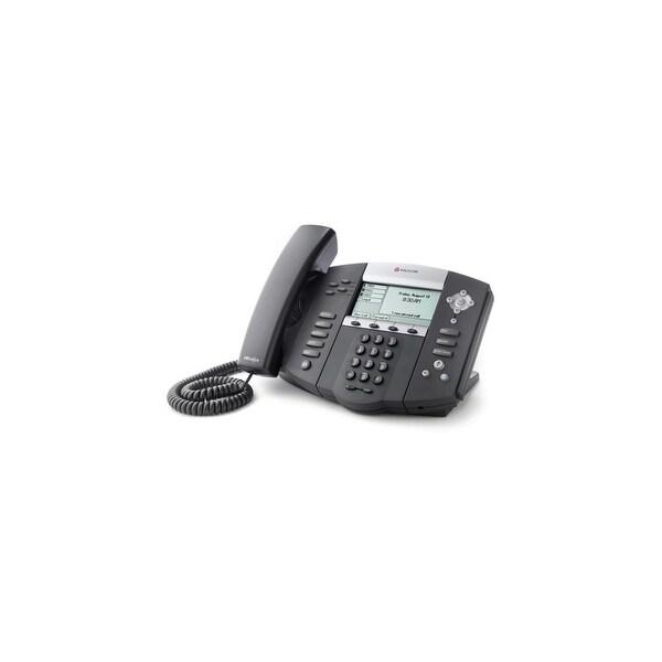 Polycom SoundPoint IP 560 (2200-12560-025) 4-Line IP Phone (POE)