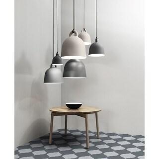 8x8 Graphic Grey Arabesque Porcelain Floor and Wall Tile (3.88 Sq. Ft./ 9 pcs per box)