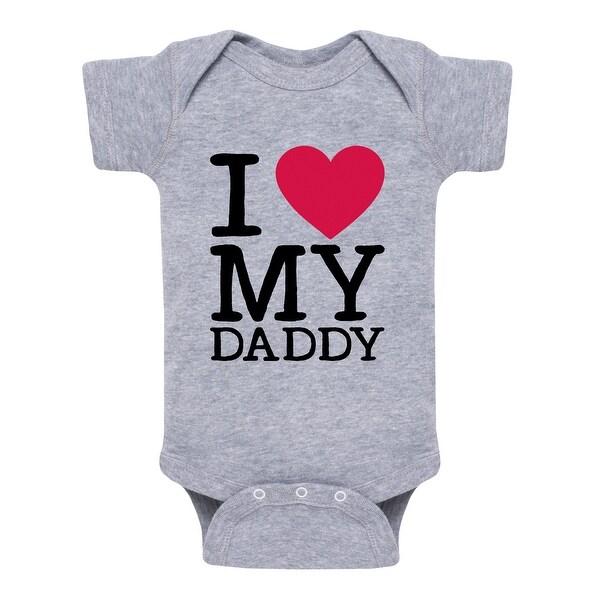 I (Heart) My Daddy - Infant One Piece