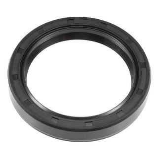 Oil Seal, TC 50mm x 65mm x 10mm, Nitrile Rubber Cover Double Lip - 50mmx65mmx10mm