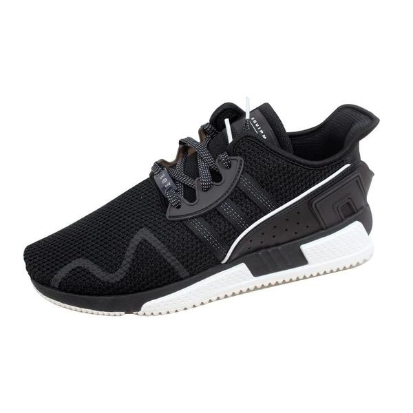 Shop Adidas Men S Eqt Cushion Adv Core Black Core Black White 1 200