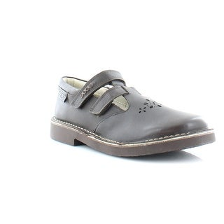 Clarks Star Beam Jnr Girls Flats Brown