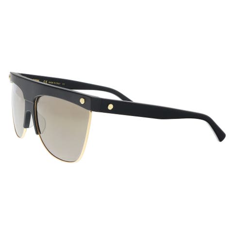 MCM MCM107S 001 Black Tea Cup Sunglasses - 60-15-140