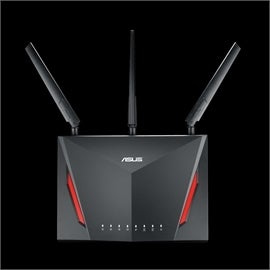 ASUS Router RT-AC86U AC2900 Dual-Band Wireless Router USB3.1 with 4Port Gigabit LAN Retail