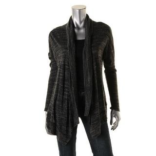 Michael Stars Womens Knit Hi Low Cardigan Sweater - o/s
