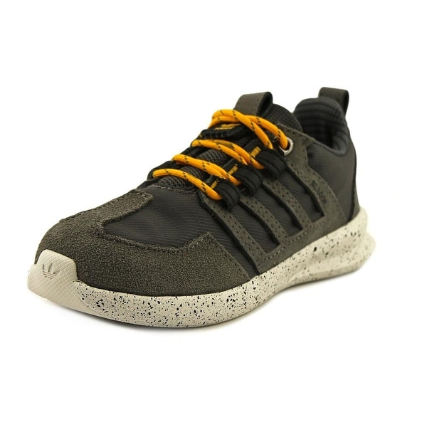 26ad0d17a35a Adidas SL Loop Runner TR I Toddler Round Toe Synthetic Gray Trail Running