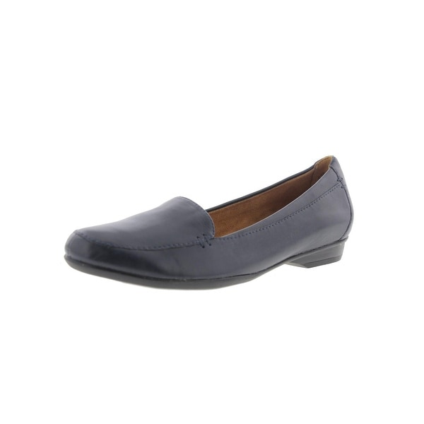4c93df8b249 Shop Naturalizer Womens Saban Loafers Solid Round Toe - Free ...