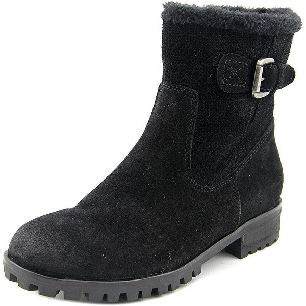Bare Traps Womens FAIRLEE Round Toe Ankle Cold Weather Boots