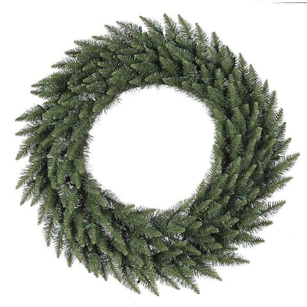 """36"""" Camdon Fir Wreath 230 Tips"""