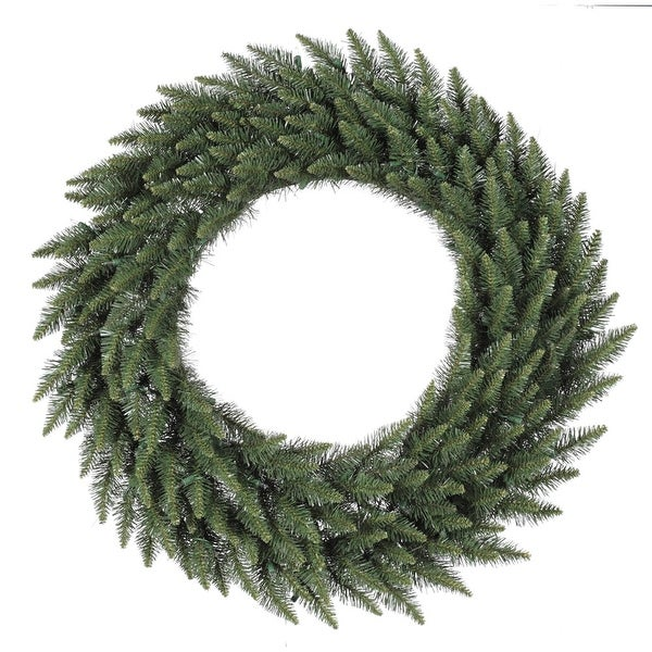 "48"" Camdon Fir Wreath 330 Tips"