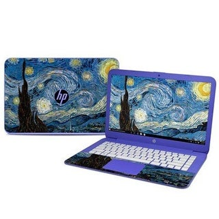 DecalGirl HS14-VG-SNIGHT HP Stream 14 in. Skin - Starry Night