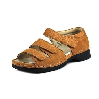 Propet Ortho Walker III 2E Round Toe Leather Walking Shoe