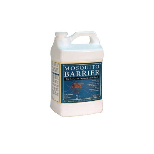 Mosquito Barrier MBQUARTSX20 Liquid Spray Repellent 1 Gallon 5-pack