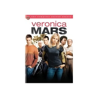 VERONICA MARS-COMPLETE 2ND SEASON (DVD/6 DISC/WS-16X9/RE-PKGD)