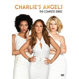 Charlies Angels (2011): The Complete Series DVD Movie