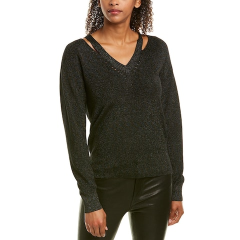 Trina Turk Pilsner Wool-Blend Sweater