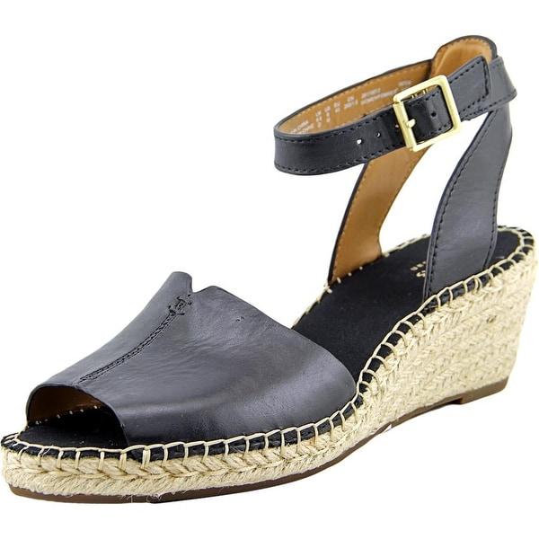 0c7df7bc6f0 Shop Clarks Artisan Petrina Selma Women Open Toe Leather Wedge ...