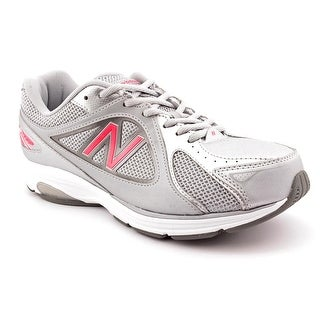 New Balance WW847 Women D Round Toe Canvas Walking Shoe