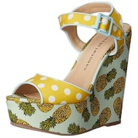 Chinese Laundry Women's Jollypop Wedge Sandal - 7.5