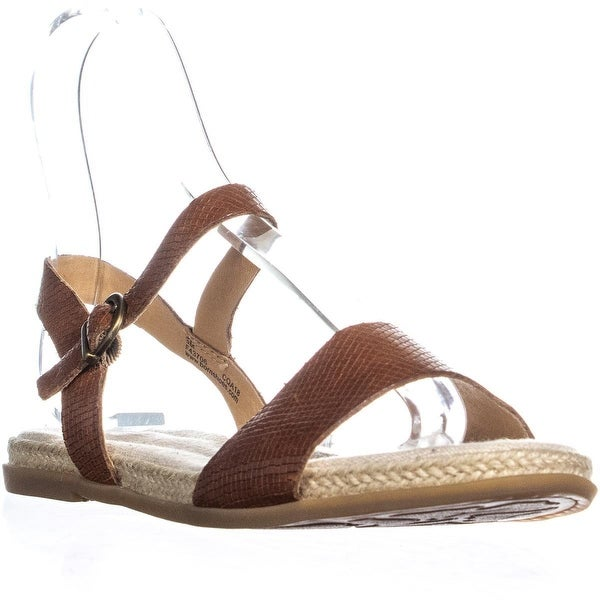 cfc7513afbb9 Shop Born Welch Ankle Strap Flat Sandals