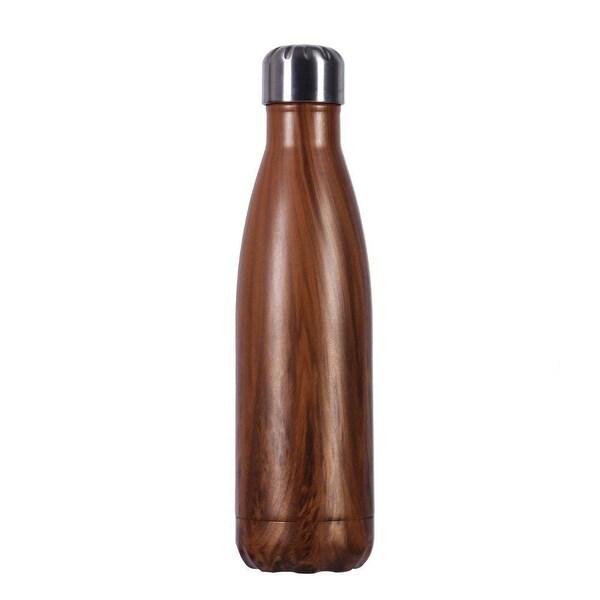 17 Ounce NCAA Stainless Steel Sports Water Bottle