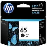 Hewlett Packard  Genuine OEM HP65 Black Original Ink Toner Cartridge