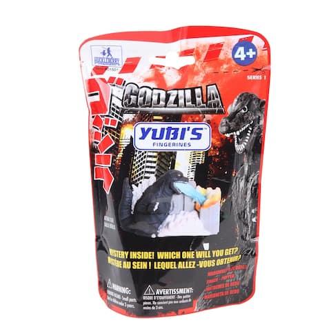 "Godzilla 1.5"" Blind Bag Yubi Mini Figure, One Random - Multi"