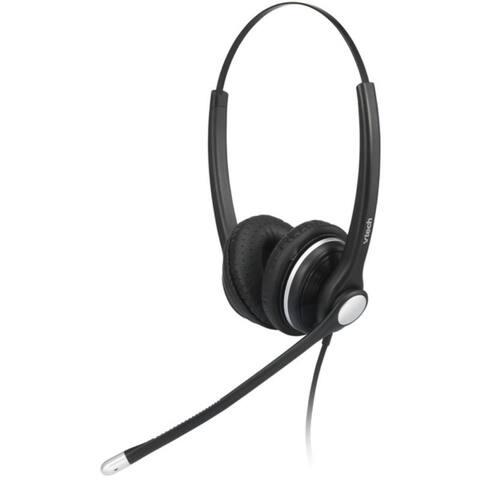 VTech A100D Wideband Binaural Headset